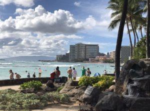 ハワイのビーチその1