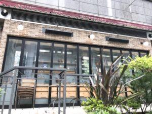 ジェラピケカフェ池袋店の外観その8