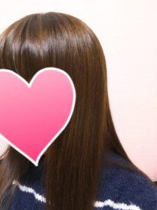 大島椿ヘアエッセンスで綺麗になった髪