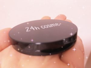 24h cosme 24ミネラルクリームファンデその2
