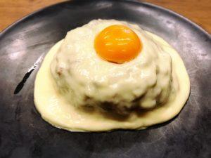 白いチーズカレーの写真その2