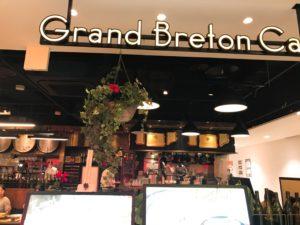 Grand Breton Cafeの外観その1