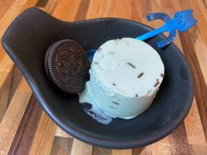 極上チョコミントアイス