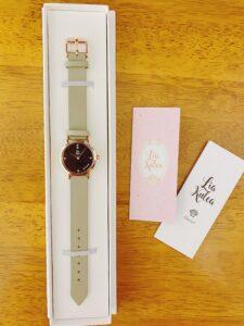 リアクレアの腕時計その3