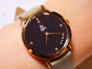 リアクレアの腕時計その2