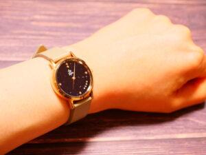 リアクレアの腕時計その8